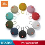 JBL Clip 3 Portable Waterproof Bluetooth Speaker-productsselection.com