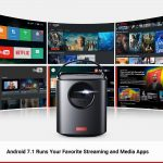 Anker Nebula Mars II Portable Home Theater Projector
