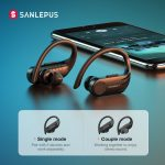 SANLEPUS B1 Led Display Stereo Earbuds ProductsSelection.com