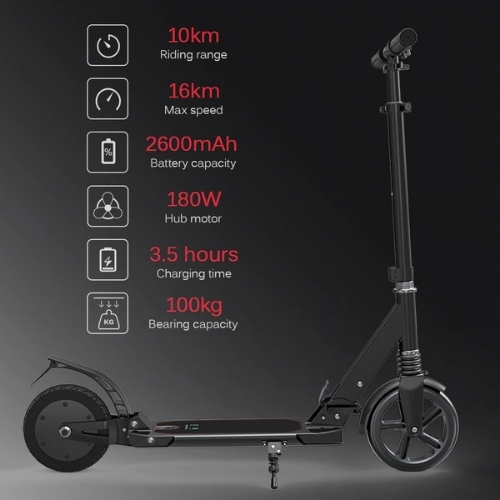 Commuting Scooter