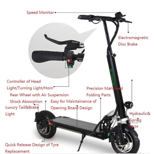 Electric Scooter SPEEDWAY
