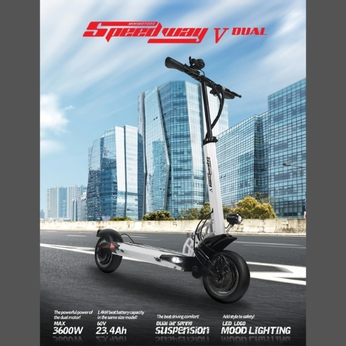 electric scooter SPEEDWAY 5