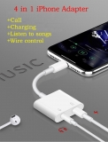 4 in 1 – iPhone Adapter
