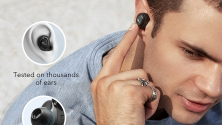 Anker Soundcore Liberty Neo Earbuds|Explosive Bass & Fully Sweatproof