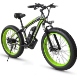 Electric Mountain Bike 26inche | Suitable for Various Roads