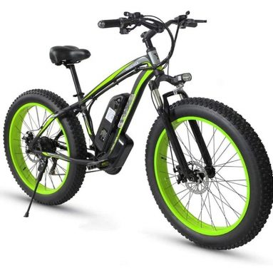 Electric Mountain Bike 26inche   Suitable for Various Roads