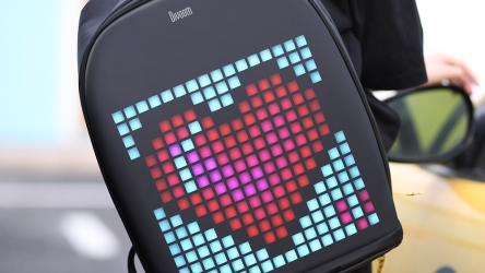 Pixel Art Backpack from Divoom