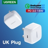 Ugreen Quick Charger for iPhone | Perfect Travel Companion